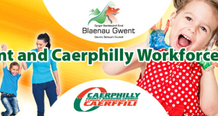 Caerphilly and Blaenau Gwent workforce development programme