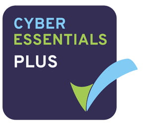 accreditation logo: Cyber Essentials Plus